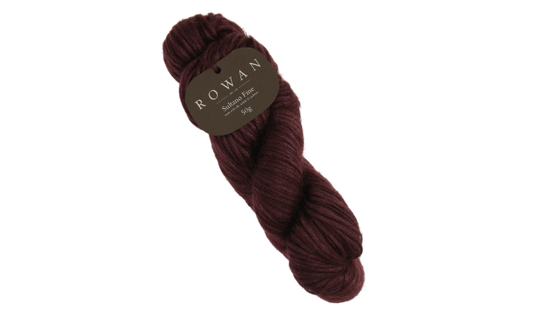 Rowan SULTANO FINE - 00303 Raisin - Beautiful Knitters