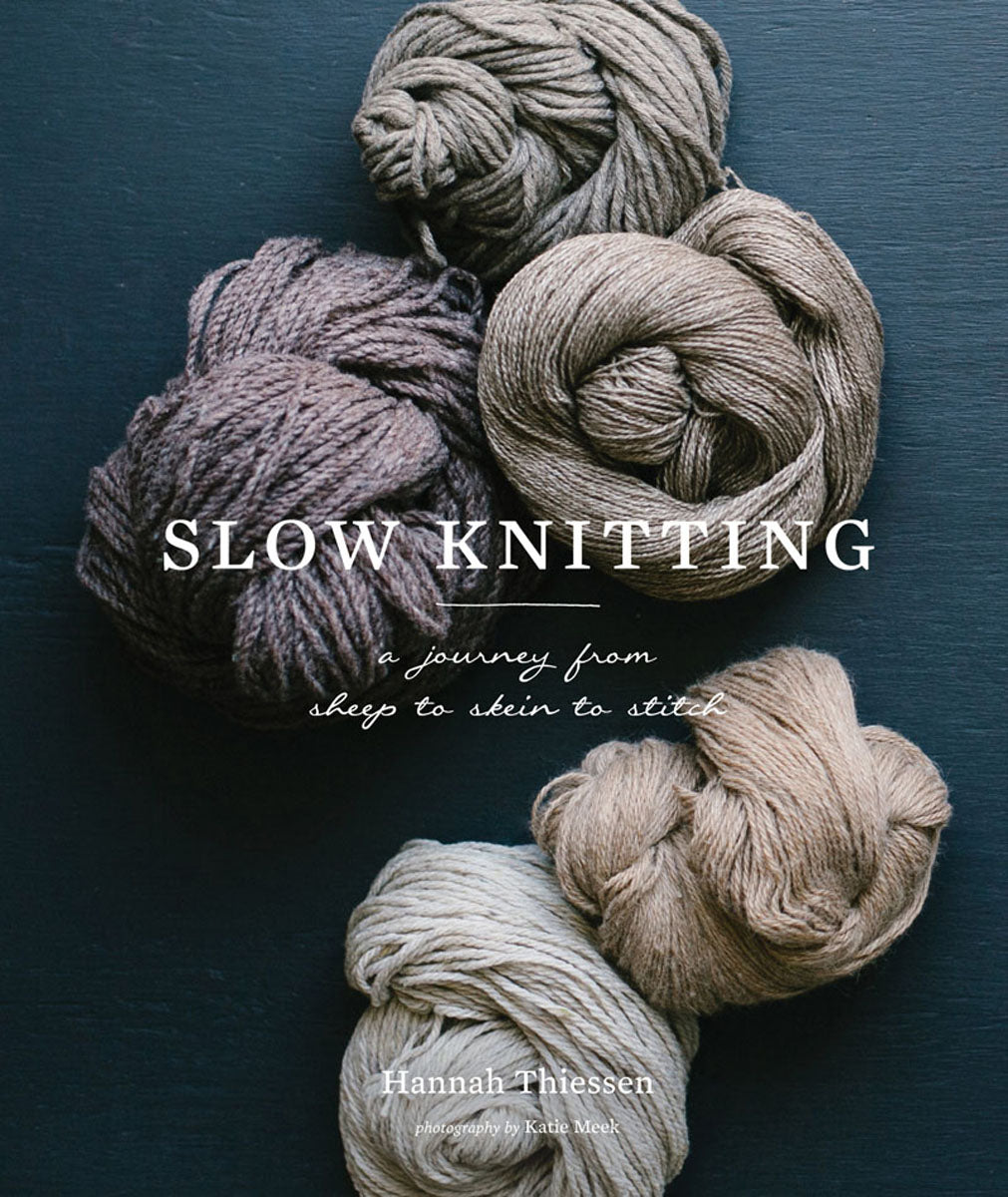 SLOW KNITTING - [variant_title] - Beautiful Knitters
