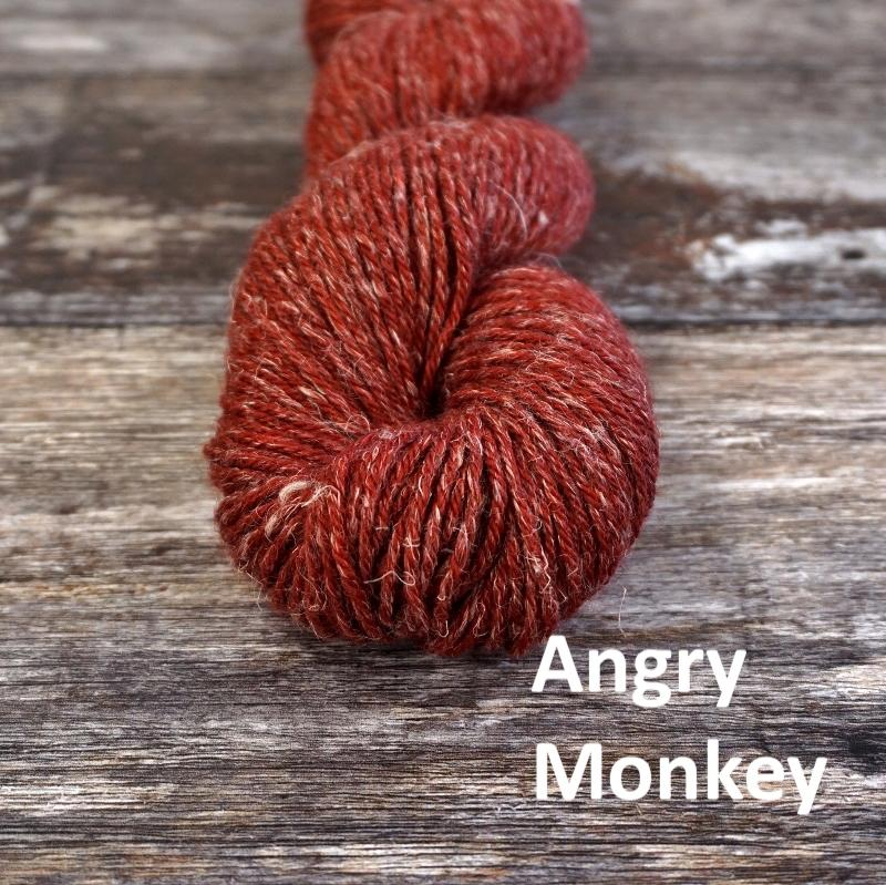 Stolen Stitches NUA SPORT - Angry Monkey - Beautiful Knitters