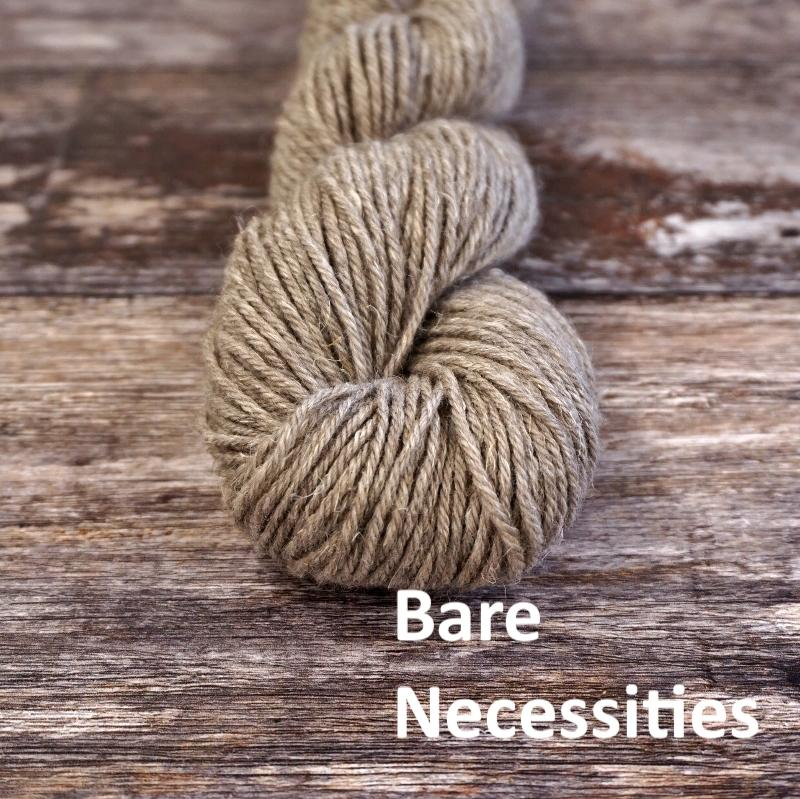Stolen Stitches NUA SPORT - Bare Necessities - Beautiful Knitters