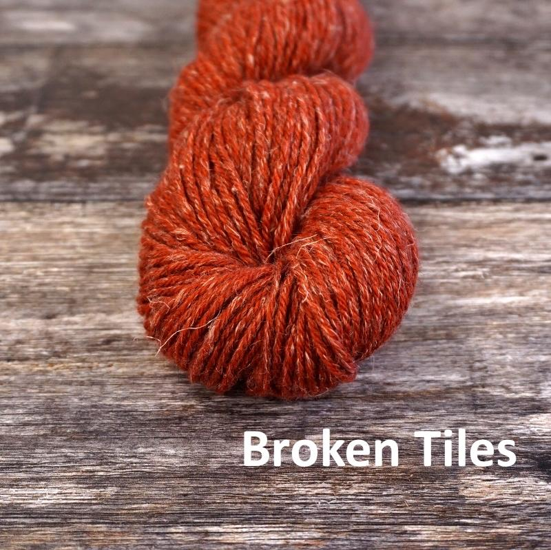 Stolen Stitches NUA SPORT - Broken Tiles - Beautiful Knitters