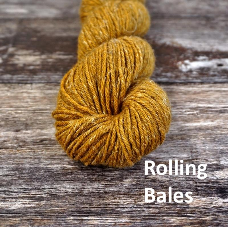 Stolen Stitches NUA SPORT - Rolling Bales - Beautiful Knitters