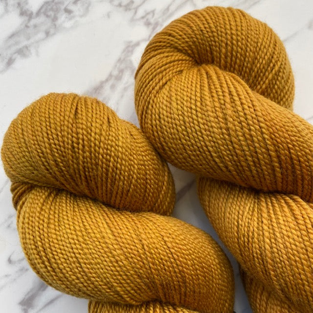 TedKnitsUK HIGH TWIST - Caramello - Beautiful Knitters