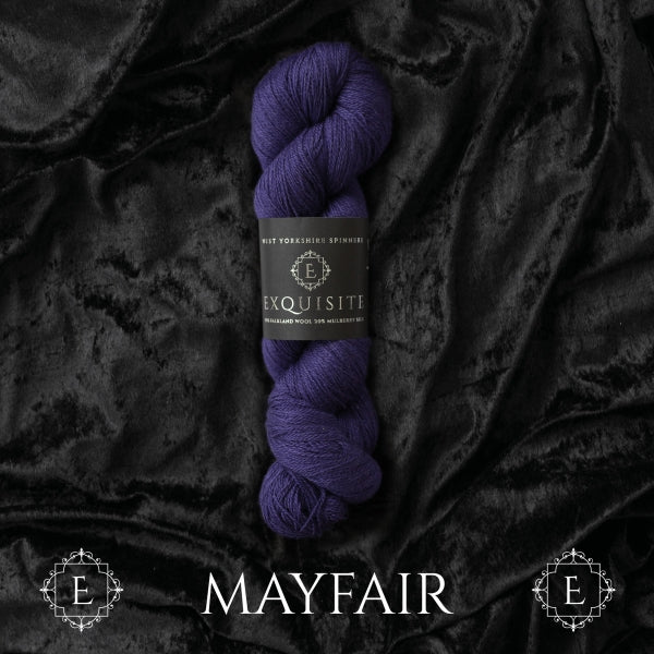 WYS EXQUISITE - Mayfair - Beautiful Knitters