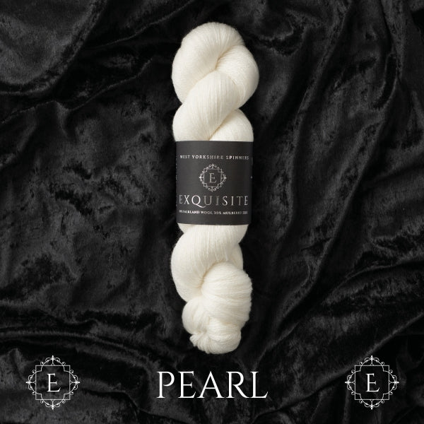 WYS EXQUISITE - Pearl - Beautiful Knitters