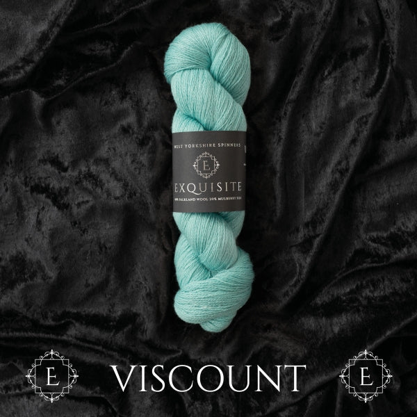 WYS EXQUISITE - Viscount - Beautiful Knitters