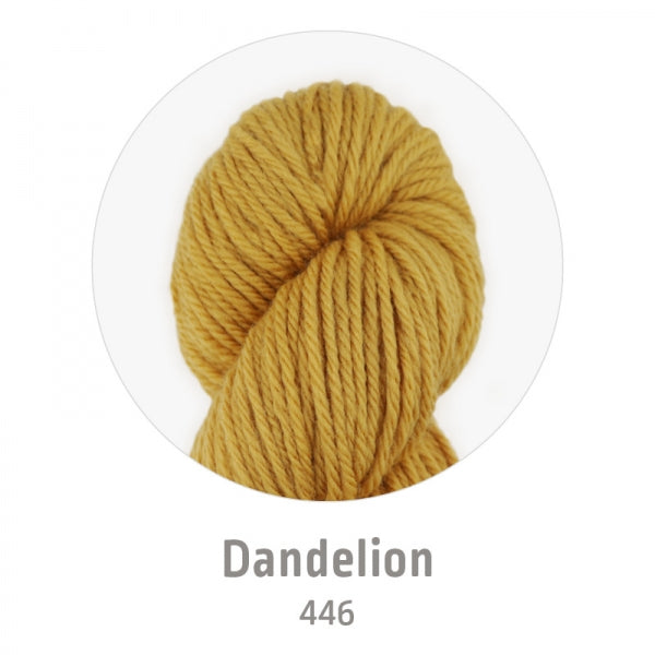 WYS BO PEEP PURE - Dandelion 446 - Beautiful Knitters