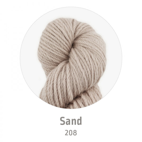 WYS BO PEEP PURE - Sand 208 - Beautiful Knitters