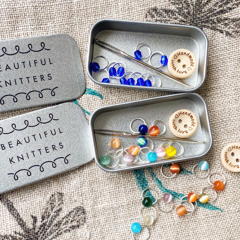 Beautiful Knitters NOTION TIN - [variant_title] - Beautiful Knitters