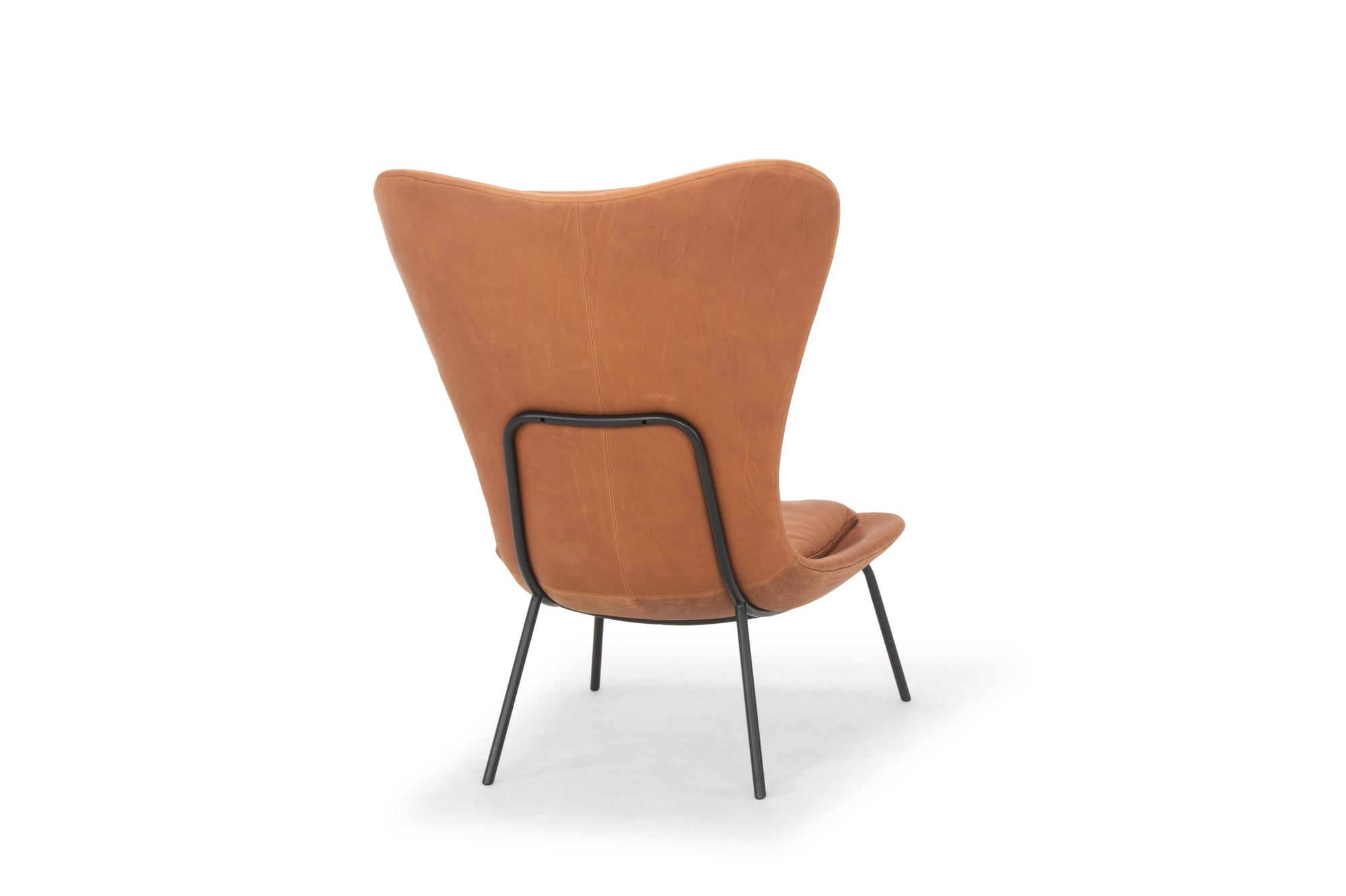 Phenomenal Hermes Large Modern Chair In Premium Tan Leather By Gmtry Best Dining Table And Chair Ideas Images Gmtryco