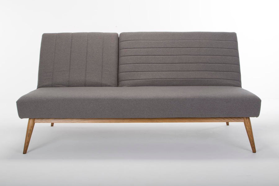 Smaller Snooze sofa bed - grey