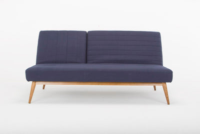 Large Snooze sofa bed - navy