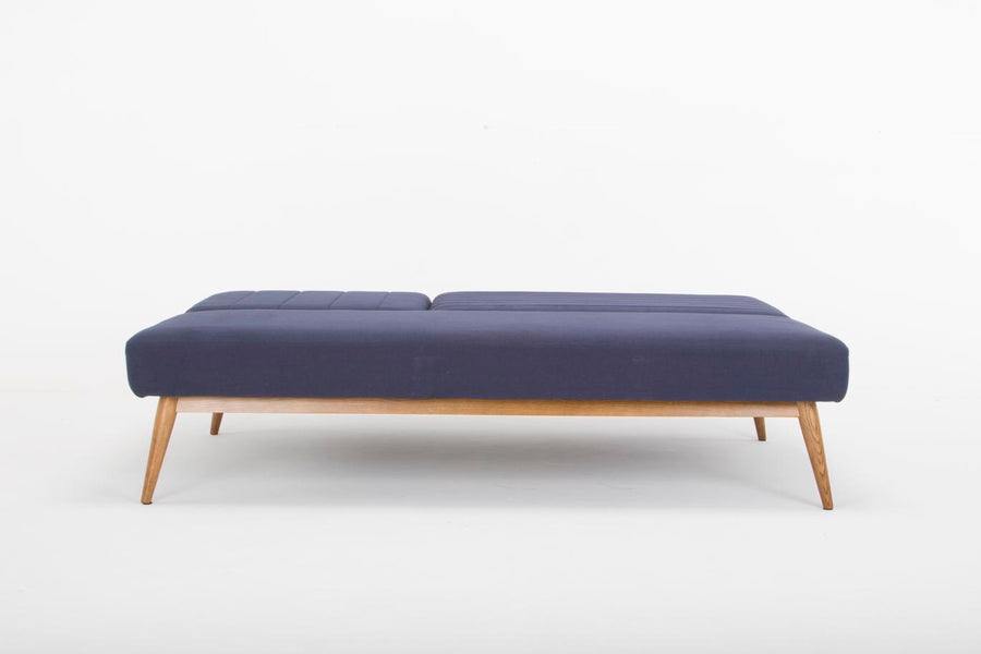 Smaller Snooze sofa bed - navy