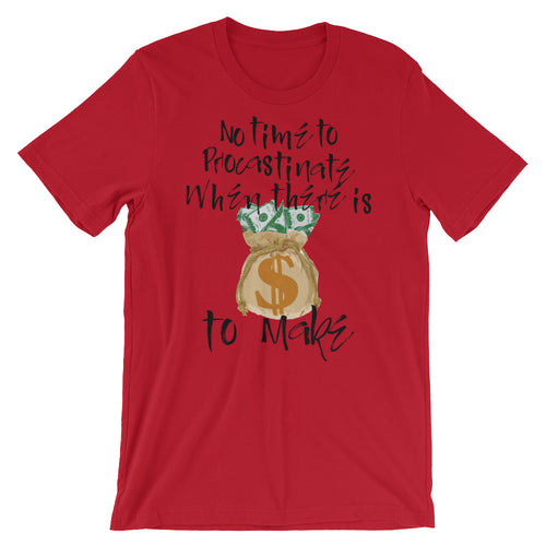 H9NU Cash To Make T-Shirt