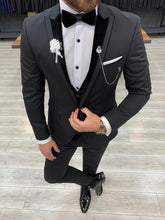Load image into Gallery viewer, Nate Velvet Peak Collared Tuxedo