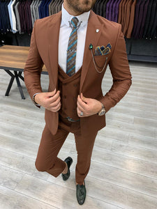 Heritage Slim Fit Tile Suits