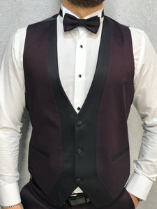 Noah Damson Vested Tuxedo  (Wedding Edition)