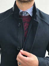 Herno Zippered Cashmere Coat (3 Colors)