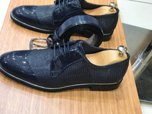 Brodie Textured Lux Shoes (Belts Included)
