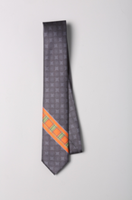 Load image into Gallery viewer, Vibe Accent Silk Tie