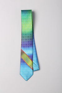 Radiant Bright Silk Tie