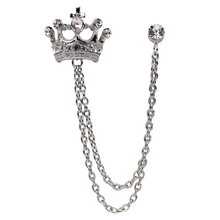 Laden Sie das Bild in den Galerie-Viewer, Crown Trendy Chain Collar