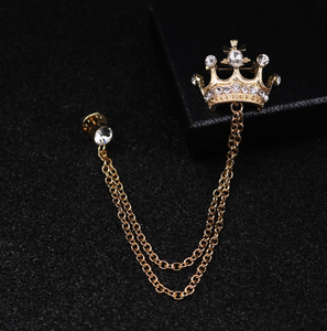 Crown Trendy Chain Collar