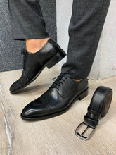 Noak Juordan Neolite Black Shoes