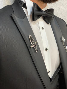 Piomo Black Special Edition Suit (Wedding Collection)
