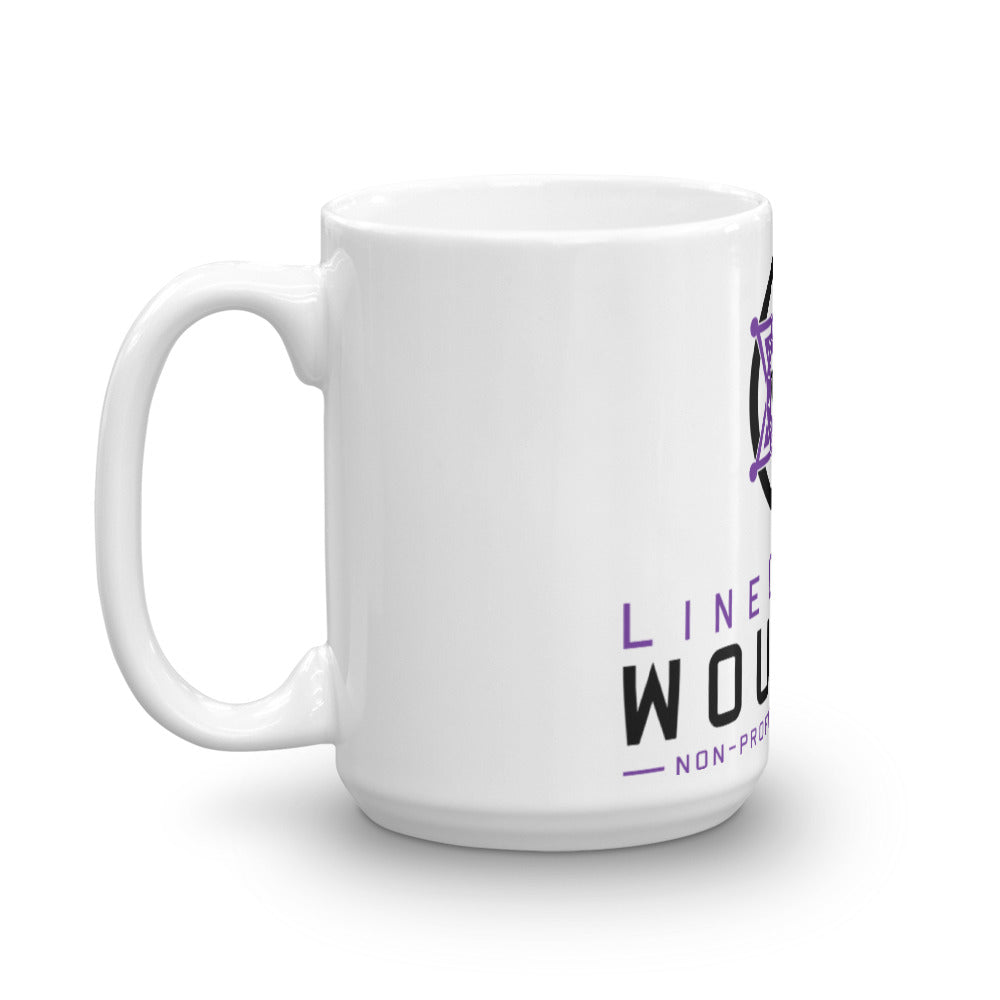 Line of Duty Wounded Mug