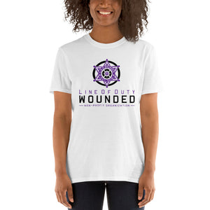 Line of Duty Wounded Awareness Tee (Unisex)