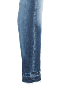 Secret Glamour Capri Push In Jeans