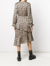 Load image into Gallery viewer, Classic Leopard Midi Dress