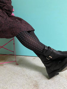Mini Spot Tights