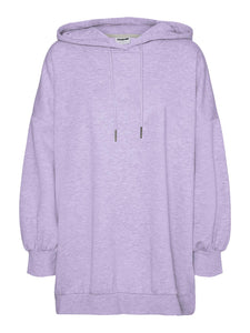 Oversized Lilac Hoodie