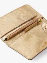 Load image into Gallery viewer, Gold Leather Purse