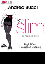 Load image into Gallery viewer, So Slim Hourglass Shaping Tights
