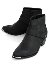 Load image into Gallery viewer, Western Ankle Boots