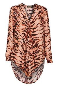 Mahala Tiger Blouse