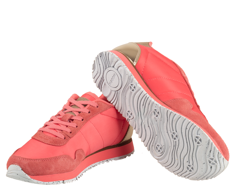 Sugar Coral Nora Sneakers