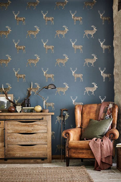 Wallpaper Ideas for your Living Room