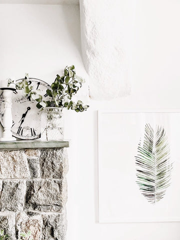 stone and botanicals vibe home interior