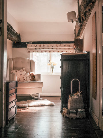 cosy cottage room