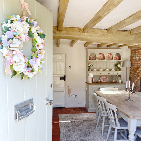 country cottage kitchen image