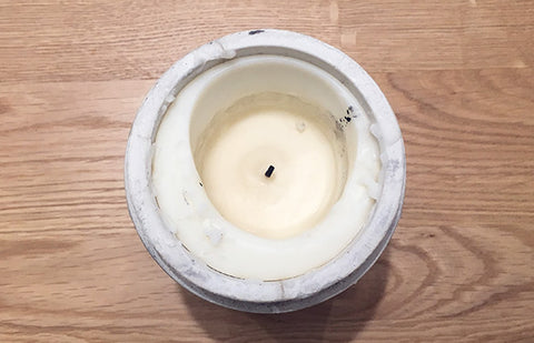 Tunnelling Candle Image