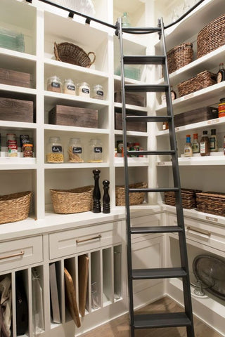 amazing kitchen pantry