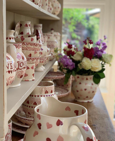 Emma Bridgewater Pottery Collection