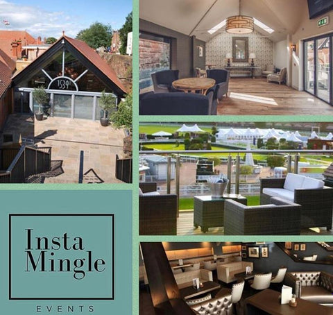 Instamingle at 1539 Restaurant Chester Racecourse