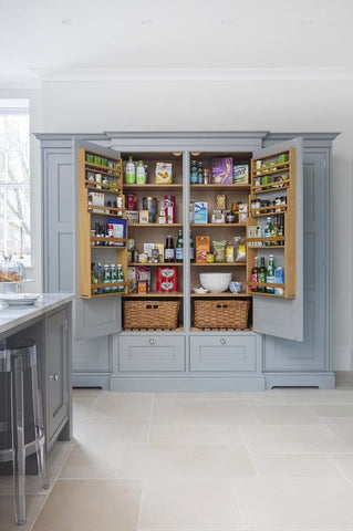 reach in pantry inspiration