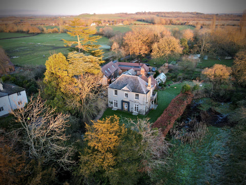 old country house England